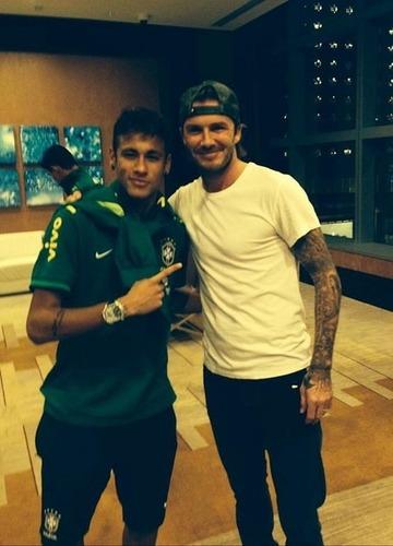 ¿Cuánto mide David Beckham? - Real height 376891_6c43647fa9