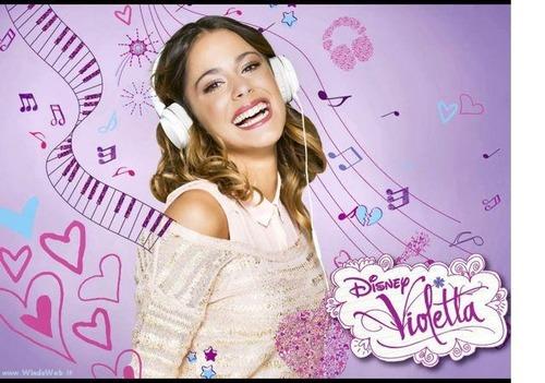 Violetta saison 1 saison 2 - Violetta personnage ...