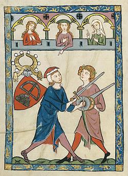 5° - Le mode de vie des nobles au Moyen-Âge   Quiz Histoire