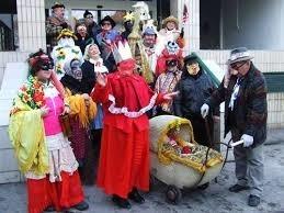 Ktorá maska nesmela chýbať v tradičnom fašiangovom sprievode ?