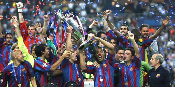 Qui perd la finale de 2006 contre le FC Barcelone ?