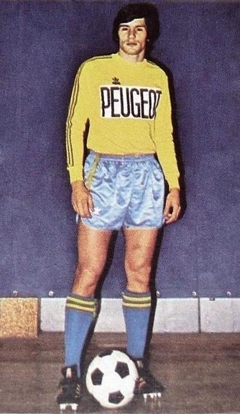 Il a passé 6 saisons au FCSM dans les années 70, c'est ?