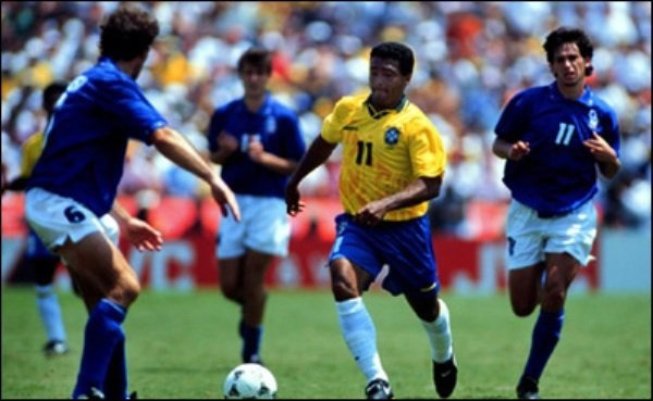 Sur quel score se termine la finale de 1994 à la fin des prolongations ?