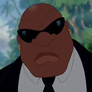 Quel est le nom de ce personnage dans Lilo & Stich ?