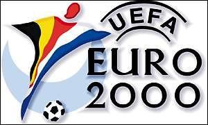 Quelle a été la place de la France sur le podium lors de l'Euro 2000 ?