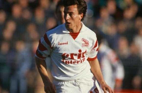 Où David Ginola évoluait-il avant de rejoindre le PSG ?