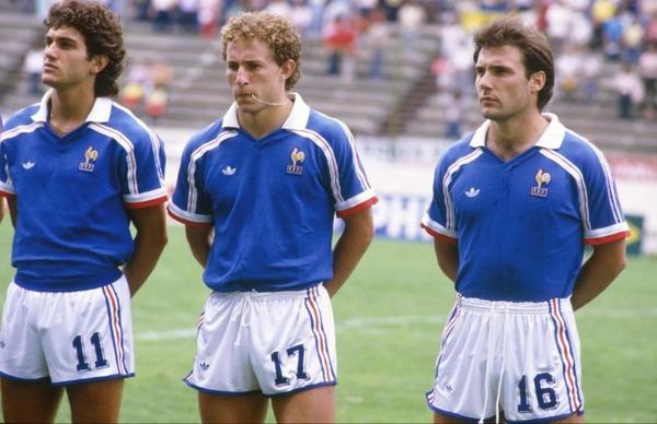 Lequel est le premier buteur français du Mondial 86 ?