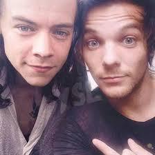 Hány cm a külünbség Louis, és Harry között ?