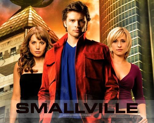 Dans quelle saison de la série Smallville, Lois Lane est arrivée ?