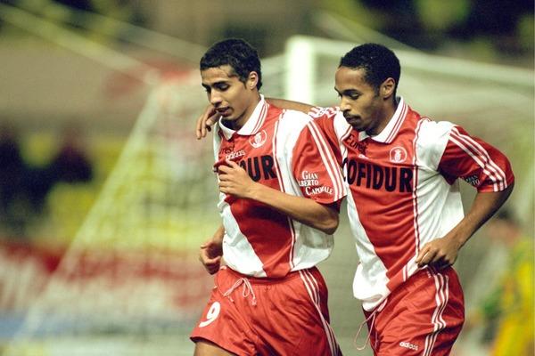 Lequel a quitté l'AS Monaco le premier ?