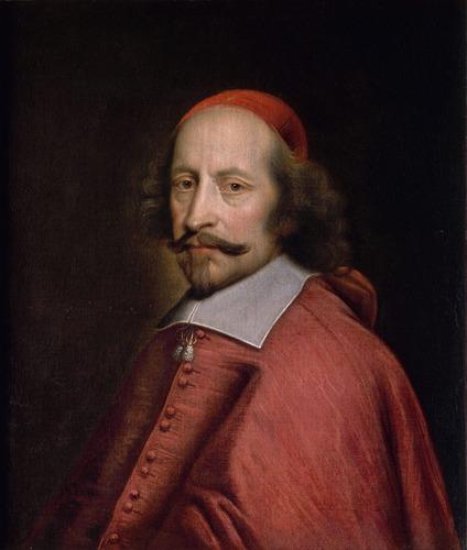 Qui Richelieu a-t-il nommé pour successeur ?