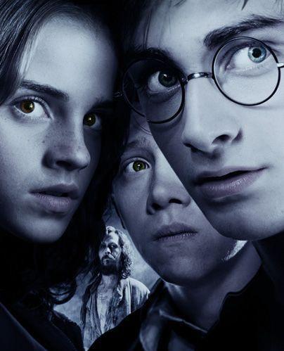 Quem era os dois melhores amigos de Harry ?