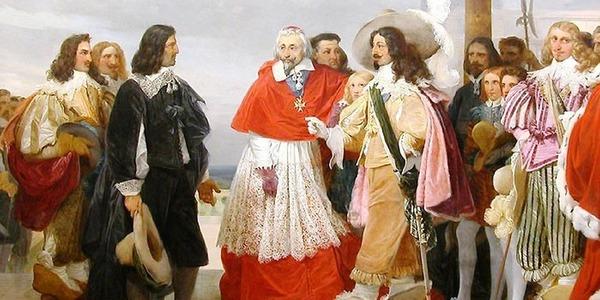 De quel roi Richelieu était-il le ministre ?