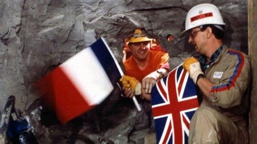Quand a été inauguré le tunnel sous la Manche ?