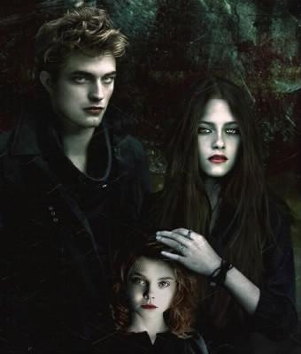 Comment s'appelle l'enfant d'Edward et Bella ?