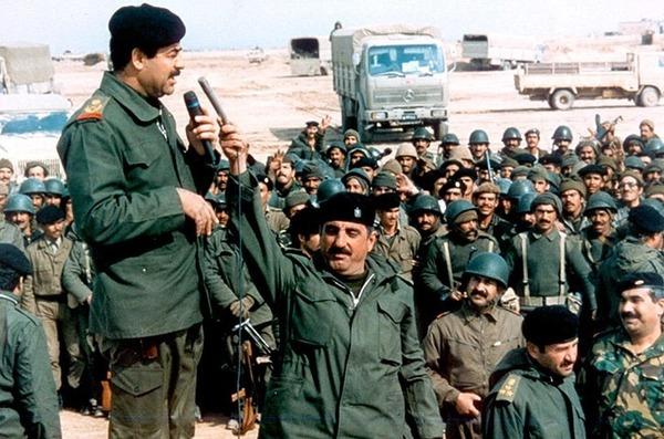 Pendant la guerre du Golfe, début 1991, comme s'appelaient les opérations militaires réalisées contre l'Irak par une coalition internationale ?