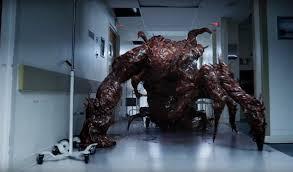Le nom du monstre gigantesque est ...