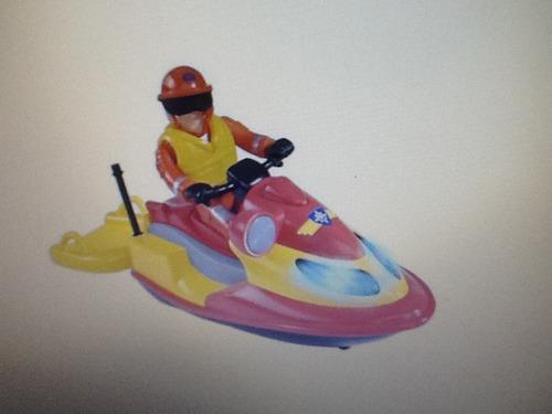 Comment s'appelle le scooter des mers des pompiers ?