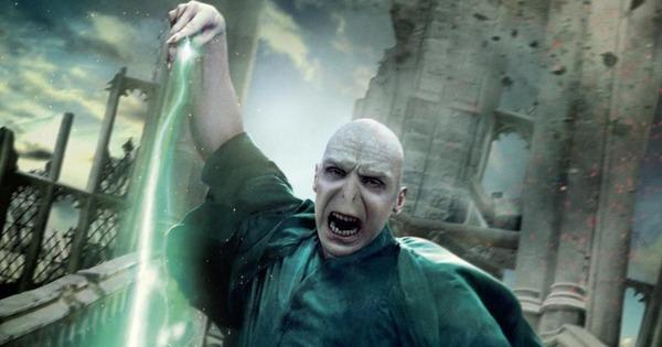 Voldemort est le méchant de quelle saga ?