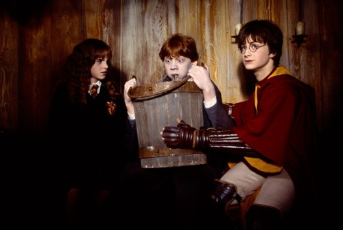 De quel Harry Potter s'agit-il ? Harry Potter et....