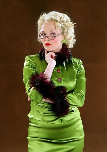 En quoi peut se transfomer Rita Skeeter ?