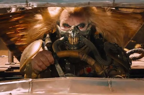 Le méchant dans Mad Max Fury Road ?