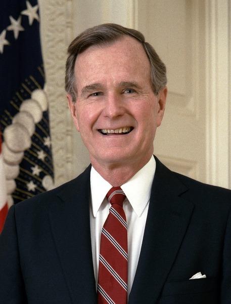 Quel était le surnom du Président George Bush pour les services secrets ?