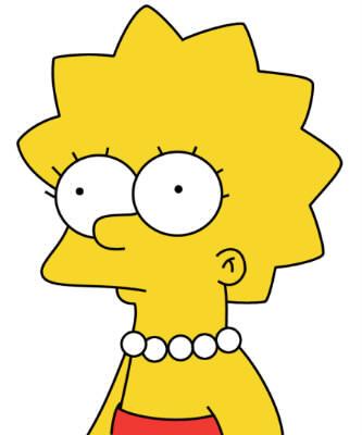 De quel instrument de musique Lisa Simpson joue-t-elle ?