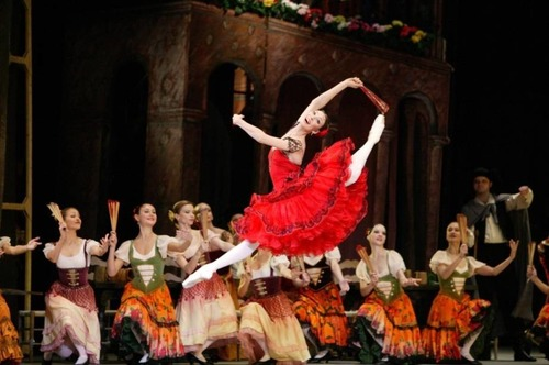 Que ballet é esse?