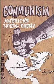 Who was anti-comunist ?