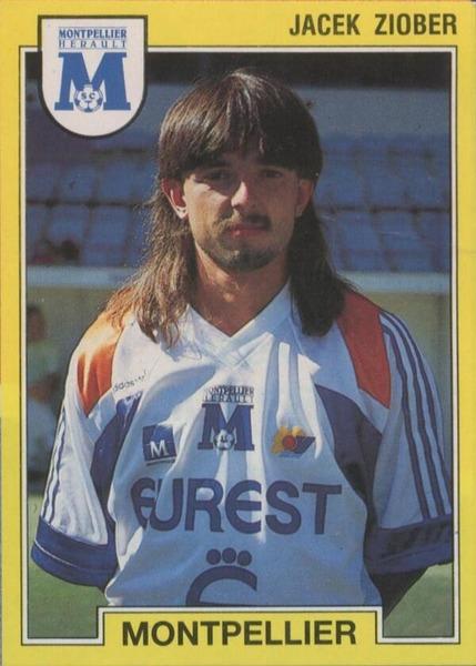 De quelle nationalité est Jacek Ziober l'ancien joueur de Montpellier ?