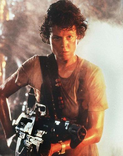 Comment se nomme le personnage principal de la saga Alien ?