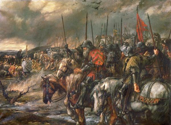 En quelle année a eu lieu la bataille d'Azincourt ?
