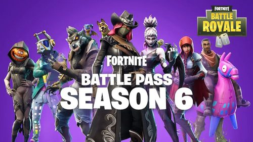 Quel est le dernier skin du pass de combat saison 6 ?
