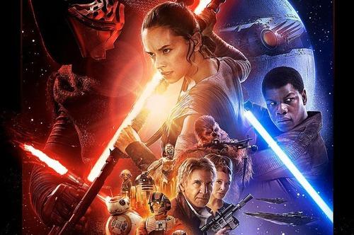 Quel est le nom du film Star Wars sorti en 2015 ?