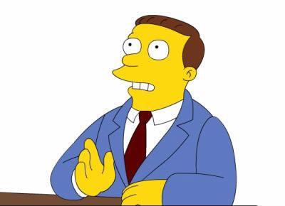 Comment s'appelle l'avocat des Simpsons ?