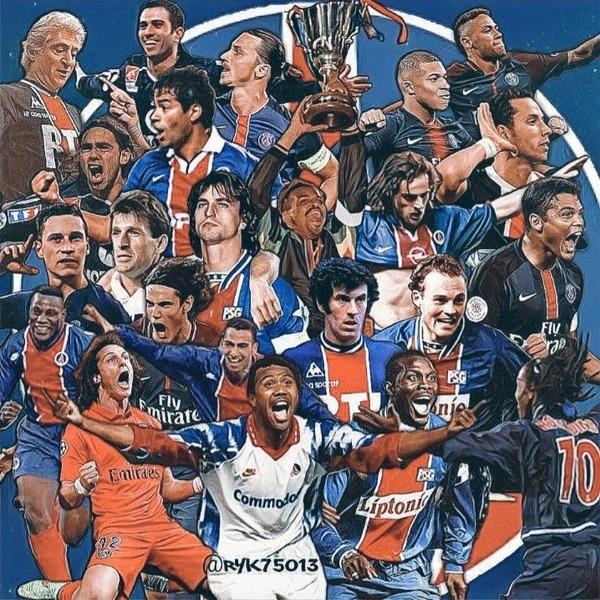A ce jour (2021) le PSG détient le record de titres en Coupe de France, Coupe de la Ligue et Trophée des Champions.
