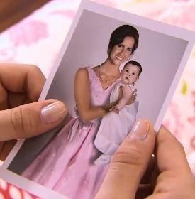 Hoe heet de moeder van Violetta ?
