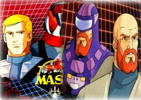 Lequel est le chef du M.A.S.K. ?