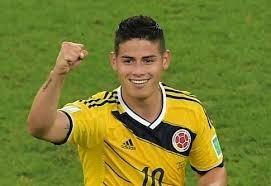 Quel joueur avait le prix du meilleur buteur en coupe du monde 2014, arrive au Real Madrid ?