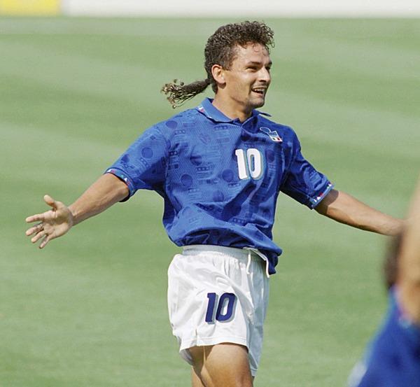 Combien de buts a-t-il marqué avec la sélection italienne ?