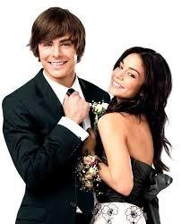Gabriella et Troy sont...