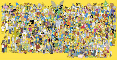 Qui a créé les Simpson ?