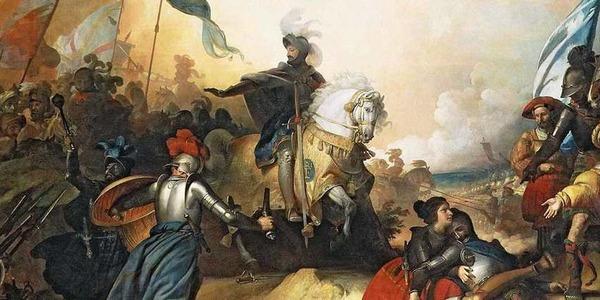Quelle célèbre bataille se déroula en 1515 et fit 16 000 morts en seize heures de combat ?
