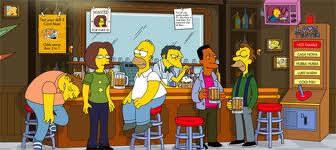 Où va Homer tous les soirs ?