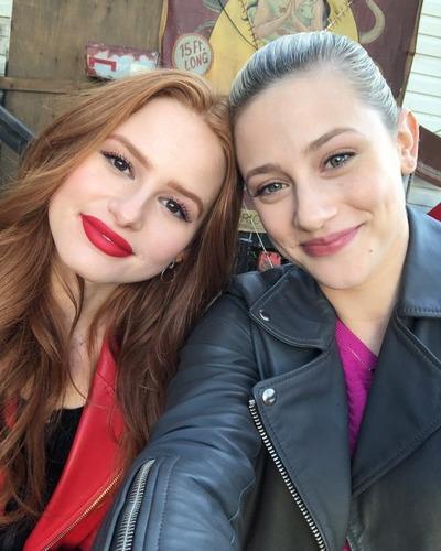 Quel est le lien qui unit Betty et Cheryl ?