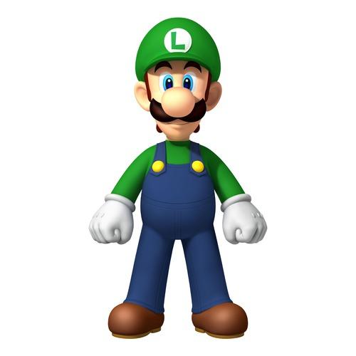 Qui est Luigi par rapport à Mario ?