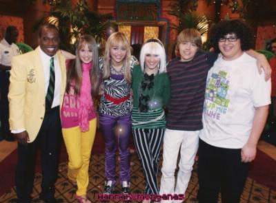A-t-elle déjà joué dans une autre série de Disney Channel ?