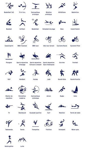 Quel est le nombre total des sports inclus dans les Jeux Olympiques d'été Tokyo 2020 ?