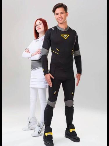 Qui sont les deux androïdes de la saison 2 ?